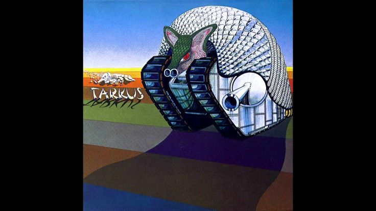 Tarkus  - Emerson, Lake & Palmer  [1971] (HD) (+playlist)
