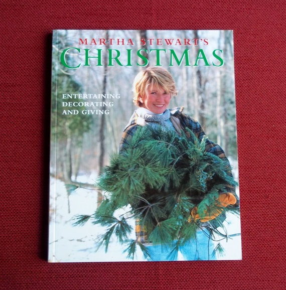 112 best vintage christmas crafts books vintage holiday for Martha stewart xmas crafts