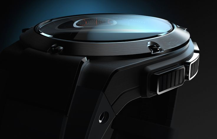"""Gilt Michael Bastian Smartwatch Engineered By Hewlett-Packard? - by David Bredan - see more about it now on aBlogtoWatch.com """"The vast potential of the smartwatch market is apparently now bringing some complete outsiders to this 21st century branch of watchmaking. One of these early adopters is Gilt.com, a major, US-based online shopping site that just announced it is teaming up with designer Michael Bastian and tech-giant Hewlett-Packard..."""""""