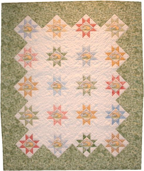 Guess How much I love you quilt... | Baby Quilt ...