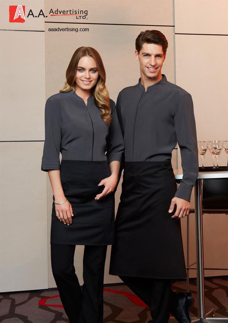 Contact AA Advertising to learn about available options for your Corporate Uniform Program. http://www.aaadvertising.com