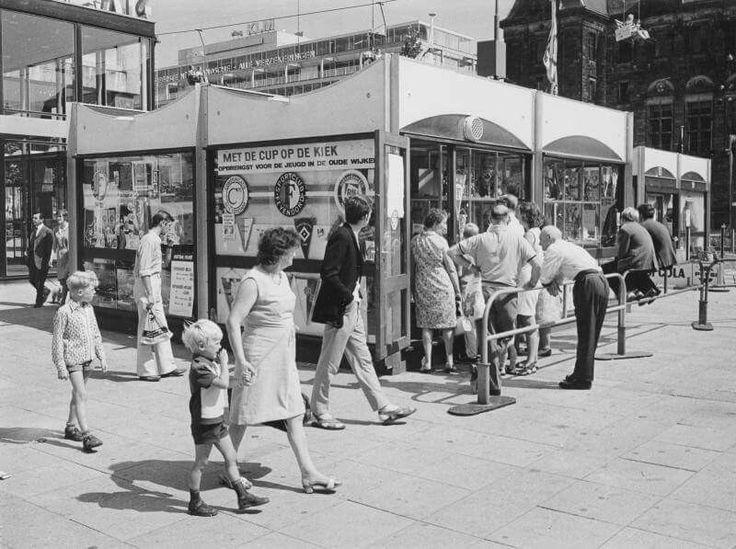 Stadhuisplein 1970