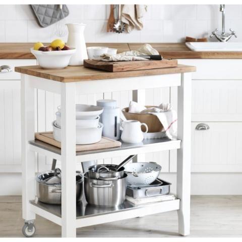 17 mejores ideas sobre mueble auxiliar cocina en pinterest - Mesas auxiliares cocina ...