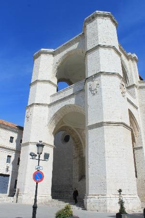 Valladolid, España: San Benito