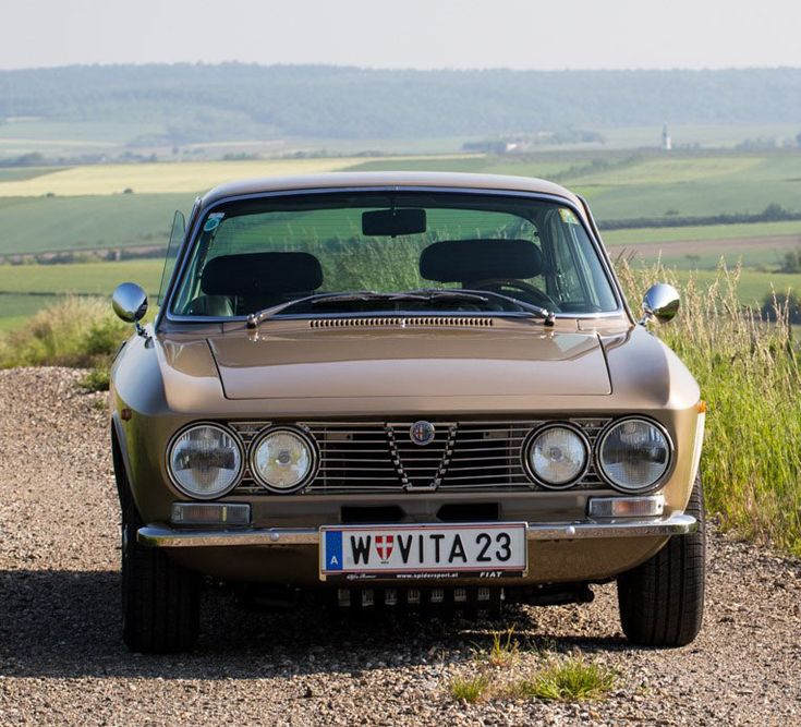 Alfa Romeo 2000 GTV Bertone (verkauft)