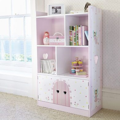 Fairy Princess Bookcase From Great Little Trading Company 135