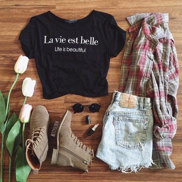 black, brandy melville, clothes, fashion, girl, jeans, outfit ...