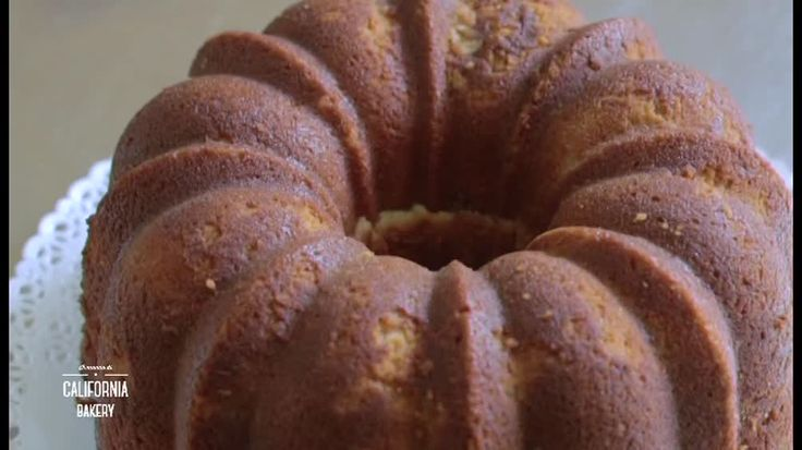 Apple walnuts cinnamon cake California Bakery