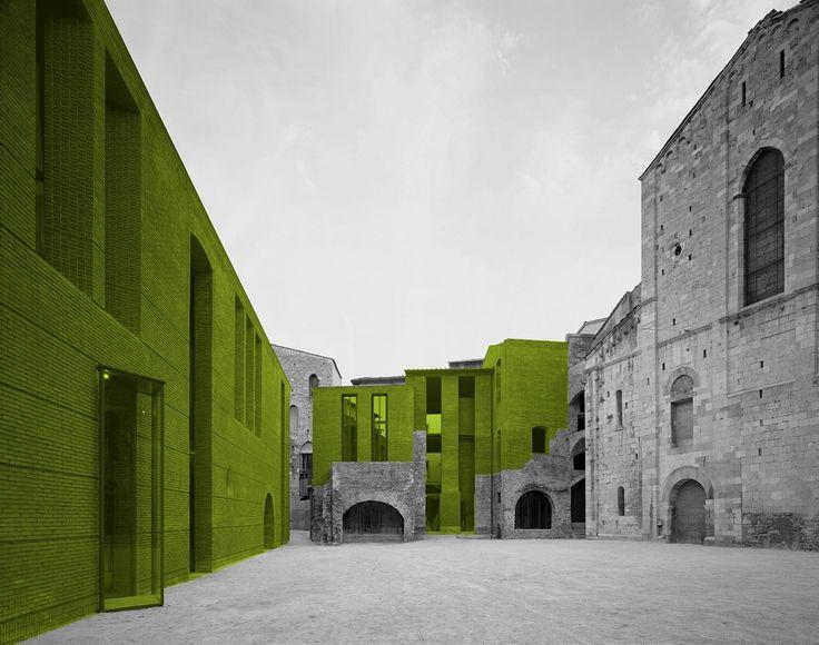 Carmassi, San Michele in Borgo © Carmassi Studio di Architettura