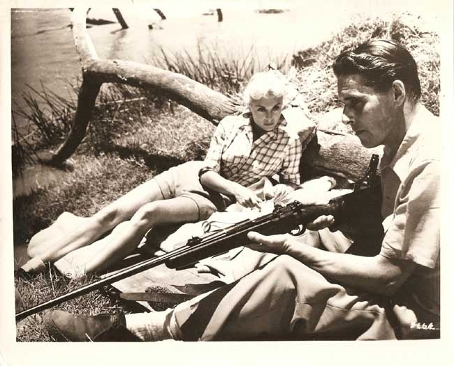 Image result for janet leigh safari