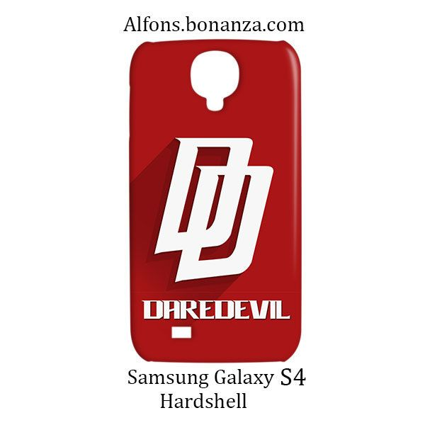 Daredevil Superhero Samsung Galaxy S4 S IV Hardshell Case