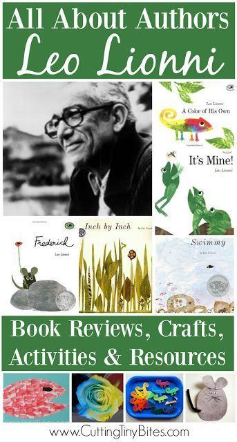 Web of Reading: Leo Lionni Author Study