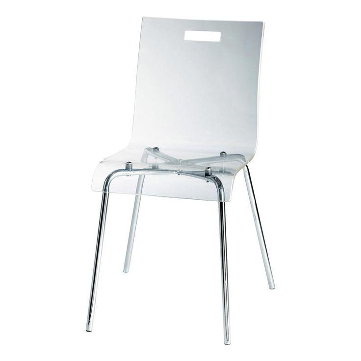 25 b sta chaise transparente id erna p pinterest. Black Bedroom Furniture Sets. Home Design Ideas