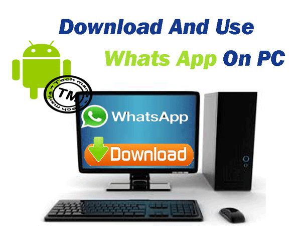 Whatsapp Download For PC Windows XP, 7, 8 / Mac For Free