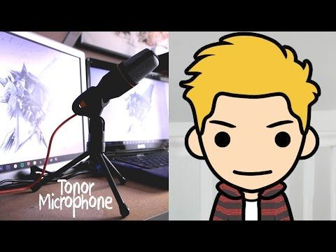 Tonor Microphone Review!! - YouTube