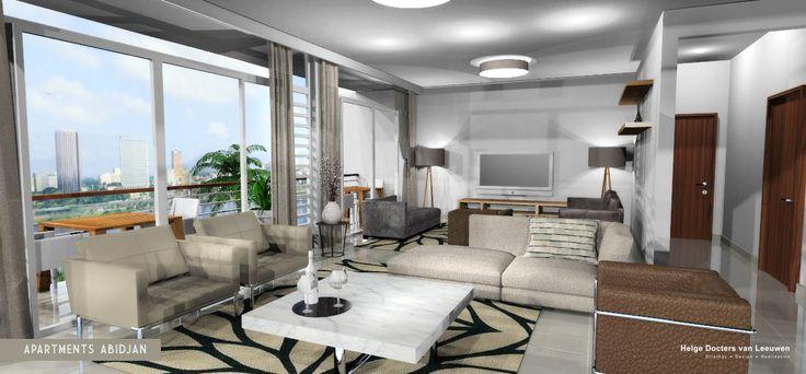 Luxury apartments Abijan - Ivory coast