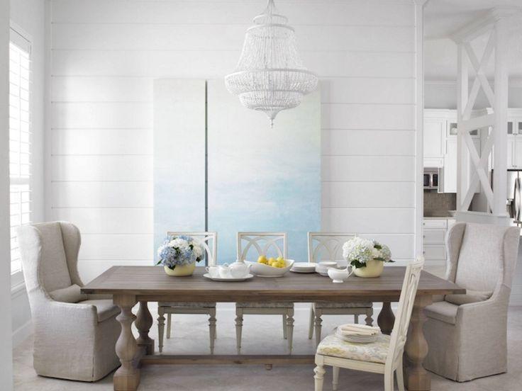 Dining Room Krista Watterworth Design Studio Via House Of Turquoise