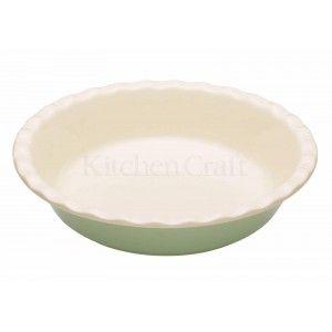 Forma do ciasta kolorze miętowym - idealna do tarty czy zapiekanki