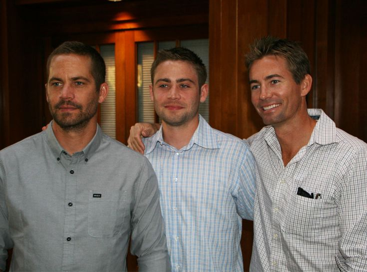 Paul Walker's Brother Cody Walker Talks About Fast & Furious Legacy, Family and Recovery—Watch the Interview Cody Walker, Reach Out WorldWide
