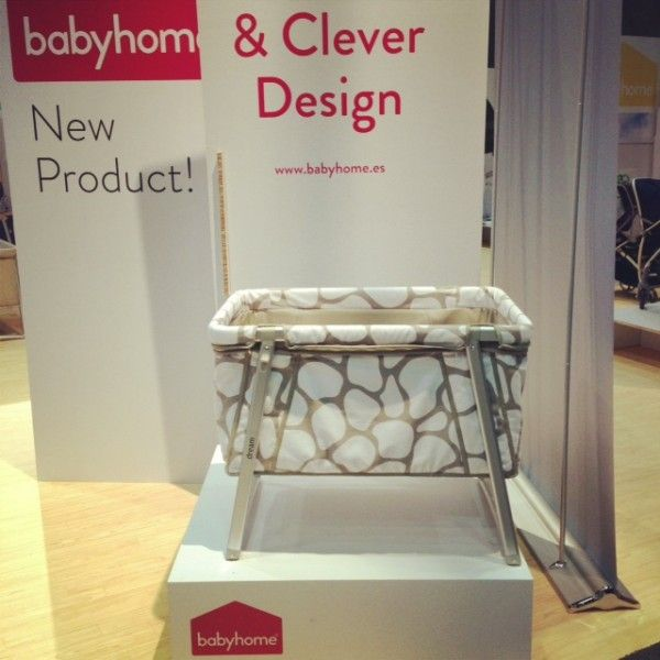 BabyHome Dream Cot by Olio - Love this design!  Just got a peak at ABC Trade Show