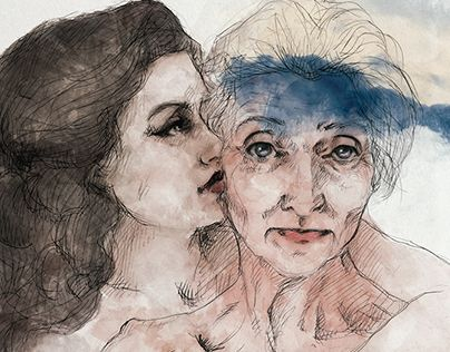 "Check out new work on my @Behance portfolio: ""Alzheimer"" http://be.net/gallery/33364351/Alzheimer"