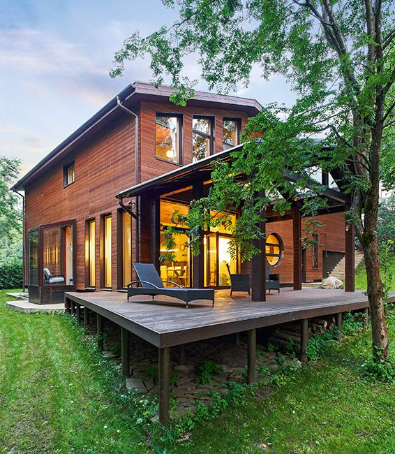 Интерьер загородного дома | Архитектурные проекты | Журнал «Красивые дома»