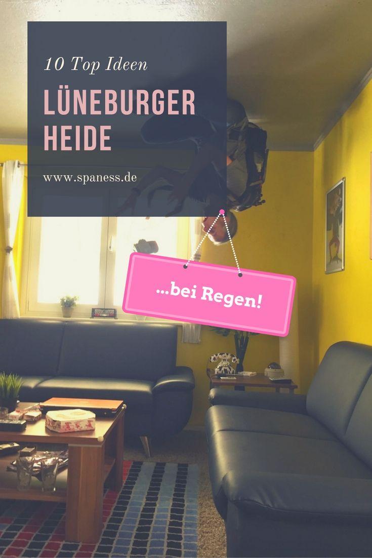 Lüneburger Heide - 10 Top Ideen wenn es mal regnet!