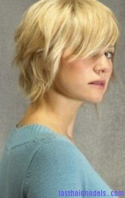 Razored Shag3 Hair Cut Pinterest Hair Style Shag