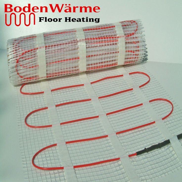 Fresh Electric Underfloor Heating Mat w m