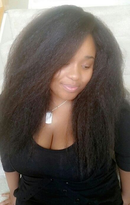 Crochet Braids with 100% Kanekalon from Sensationnel. Colors 1B & 4 ...