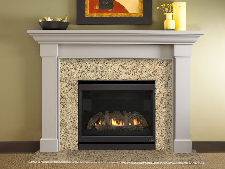 Heat and Glo SL750 Fusion Gas Fireplace This would make