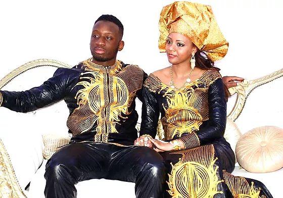 Site internet officiel de vente en ligne de bazin riche pret-a-porter du styliste Mady Doucanssy appellé Dbn Bazin (Doubai Noumouké)