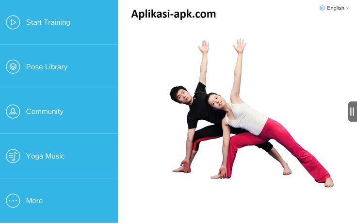 Download Aplikasi-apk.com  - Daily Yoga Fitness Android App v6.1.40 Full Apk adalah aplikasi android panduan  gerakan-gerakan Yoga sehari...