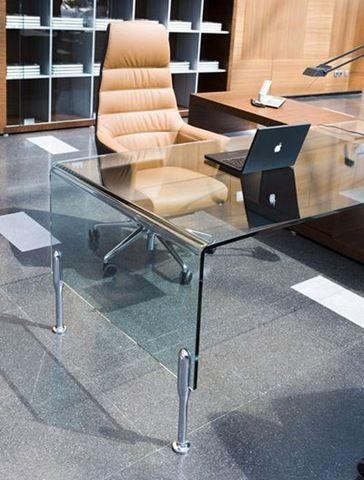 Escritorios de Vidrio para Oficina. Las diversidades de materiales para poder tener un escritorio optimo es poder encontrar el diseño adecuado para resaltar un bello ambiente en el lugar de t