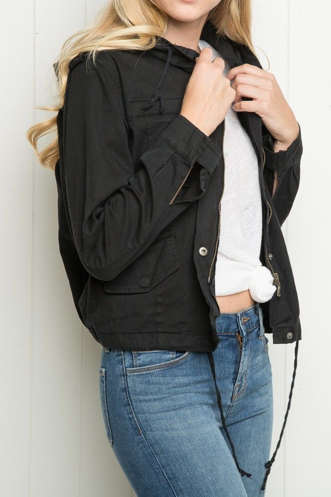 Brandy ♥ Melville | Hailey Jacket - Outerwear - Clothing