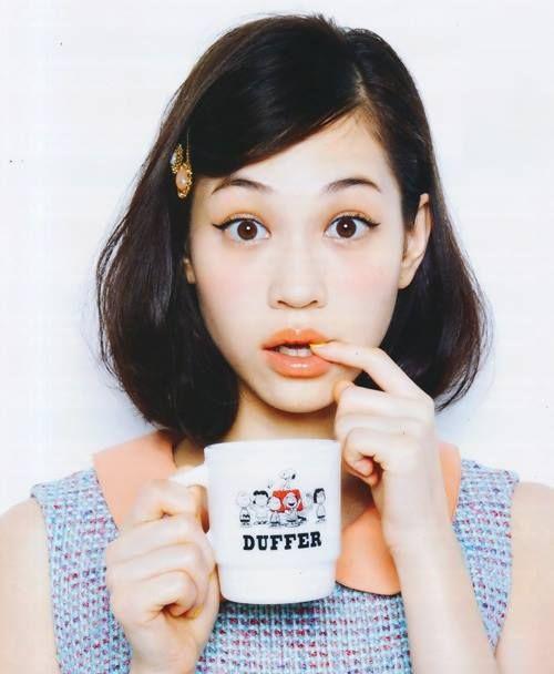 WE LOVE 水原希子 kiko Mizuhara 水原佑果 yuka Mizuhara
