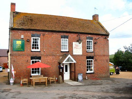 The Folly Inn at Napton - the quintessential English pub!