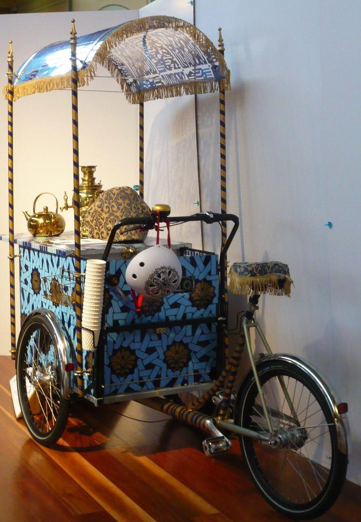 Afgan Tea Bike
