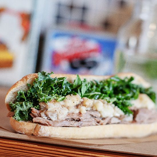 Nashville: Sloco | A guide to America's best sandwiches, from chicken parm to pulled pork.