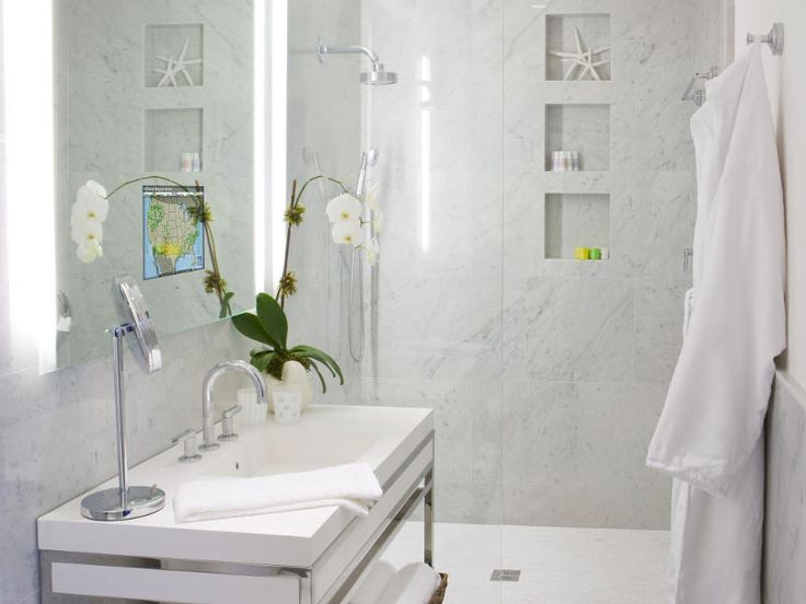 Thassos Marble Bathrooms With - Thassos white marble bathroom