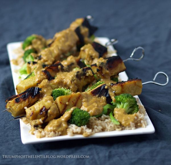 Soy allergy but missing tofu? This Soy-Free Tofu is also nut-free, gluten-free, and low-fat! Secret ingredient: chickpeas.