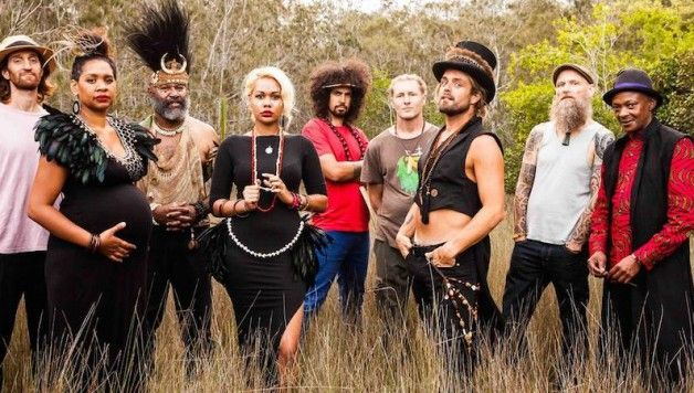 Renowned for Sound interviews Xavier Rudd