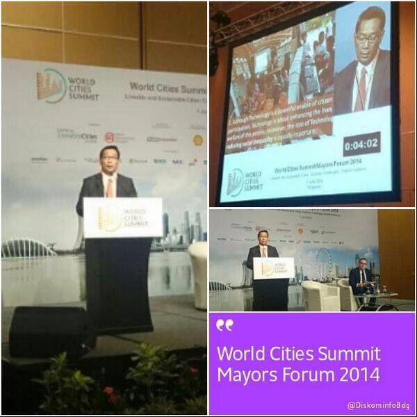 World Cities Summit Mayors Forum 2014
