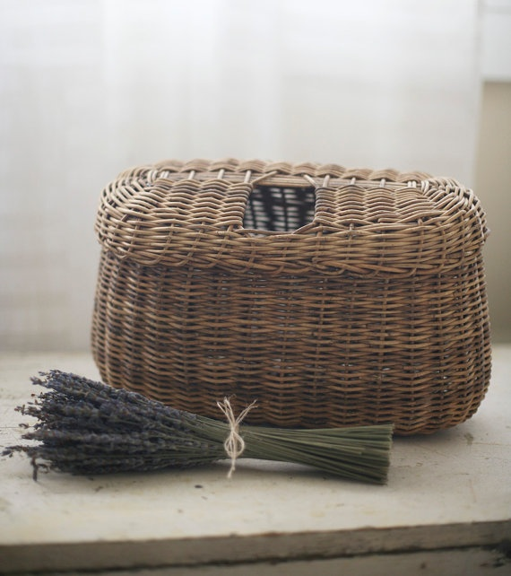 17 best images about fishing creels on pinterest vintage for Fishing creel basket