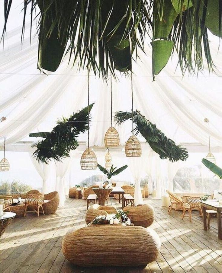 Cool 57 Fresh Tropical Home Decorating Ideas Decoraiso Com Cool Decoraisocom Decorating Fresh Hom Tropical Home Decor Tropical Houses Tropical Decor