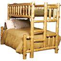 Fireside Lodge Cedar Traditional Bunk Bed – Ladder at Cabela's