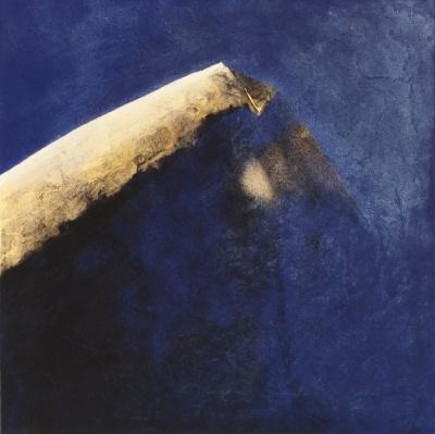Ørnulf Opdahl (1944)/Sol og skygge. Litografi
