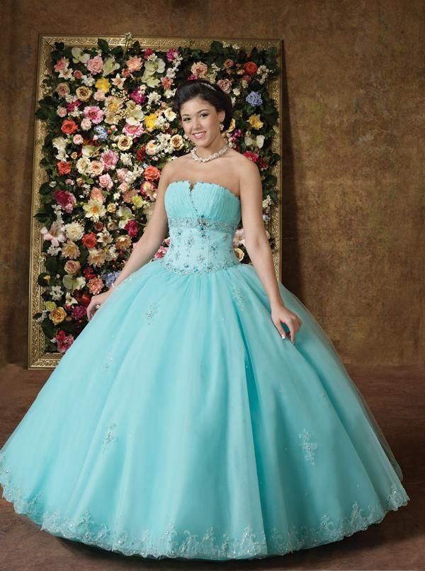 : Princesses Organza, Princesses Dresses, Dresses Style, Ball Gowns, Disney Princesses, Floors Length, Gowns Strapless, Prom Dress, Quinceanera Dresses