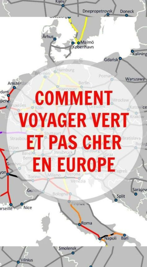 The Path She Took   Comment voyager vert et pas cher en Europe   http://www.thepathshetook.com