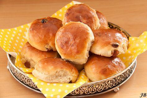 Carolines blog: Rozijnen-speltbroodjes